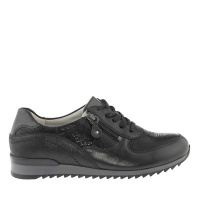 Waldläufer sneaker zwart 370013 H