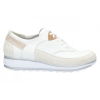 Durea 6248 offwhite/wit/tabacco