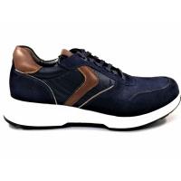 Xsensible sneaker blauw 30402.2.291