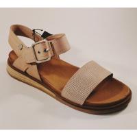 Carmela nude leather 67864