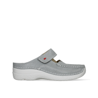 Wolky Roll Slipper 622715 light-grey