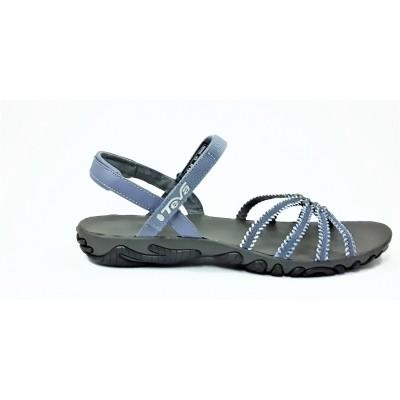 2136277c55b8 Teva sandaal blauw combi kayenta dream weave - Regeling Schoenen s shop teva  sandaal kayenta dream weave