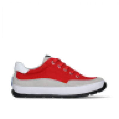 Wolky Babati Canvas Red