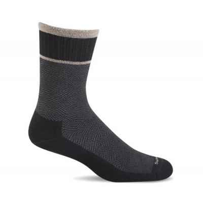 SockWell sokken zwart SW29M