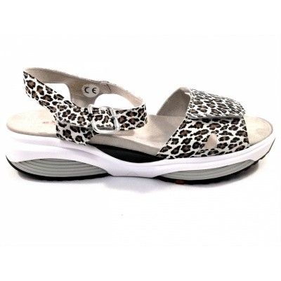 Xsensible sandaal leopard 30304.5.114 H