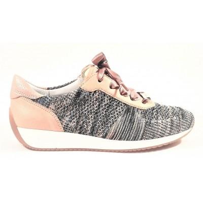 detailed look 7dc29 61c7f Ara sneaker fusion roze combi 34027-35