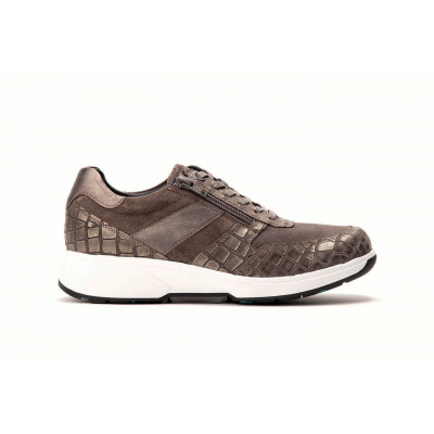 Xsensible sneaker taupe 30201.2.872
