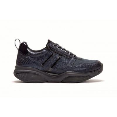 Xsensible sneaker blauw 30070.2.249