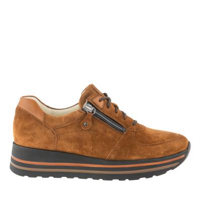 Waldläufer sneaker cognac 758004 H
