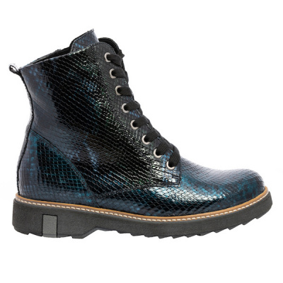 Waldläufer veterboot blauw 683801 K