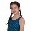 Afbeelding van Speedo meisjes badpak Boomstar allover muscleback navy-blue