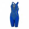 Afbeelding van Speedo wedstrijdbadpak LZR Pure Intent OB blue/green