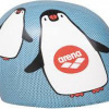 Afbeelding van Arena badmuts Poolish Moulded Crazy Penguin