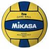 Afbeelding van Mikasa Waterpolobal W6000C no.5 heren geel/blauw