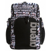Afbeelding van Arena rugtas Team Backpack 4 Allover neon-glitch