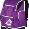 Afbeelding van Arena Spiky 2 Large Backpack purple-white-fluo green