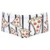 Afbeelding van Arena Crazy Pizza Low Waist Short white-multi