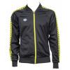 Afbeelding van Arena M Relax Team jacket ash grey- soft green