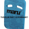 Afbeelding van Maru two grip Kickboard dark blue-blue