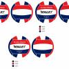 Afbeelding van Winart waterpolobal rood/wit/blauw mt. 4