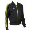 Afbeelding van Arena relax team jacket black-green black-green
