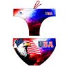 Afbeelding van Turbo waterpolobroek USA One