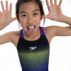 Afbeelding van Speedo meisjes wedstrijdbadpak Fastskin JR OB Kneeskin