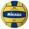 Afbeelding van Mikasa Waterpolobal 6009C no.4 dames geel-blauw