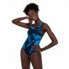 Afbeelding van Speedo damesbadpak Boomstar flyback navy-blue