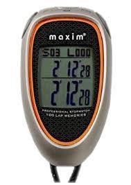 Maxim 700 Stopwatch