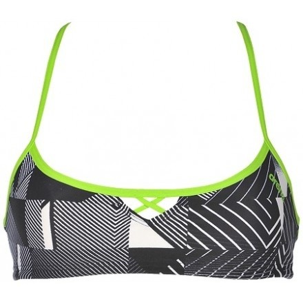 Arena bandeau Be top Leaf