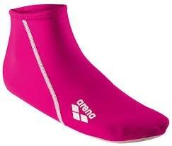 Arena Pool Socks pink anti slip
