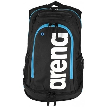 Arena Fastpack Core black- turquoise-white