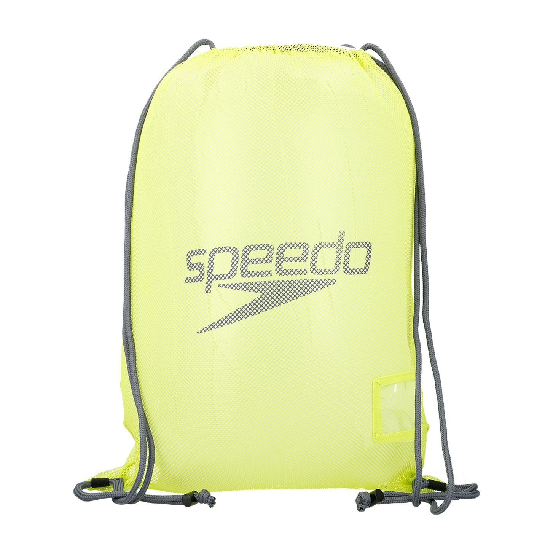 Speedo mesh bag green/grey