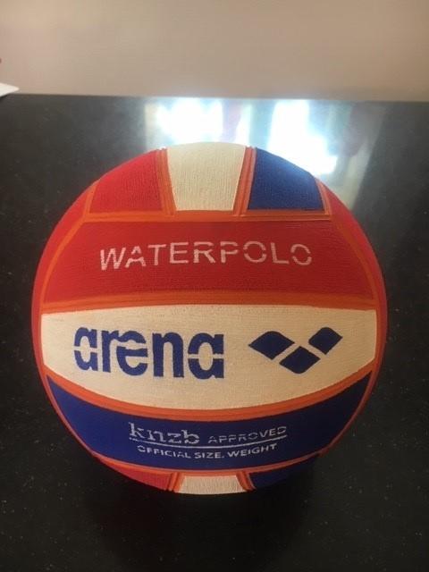 Arena Waterpolobal Eredivisie Heren maat 5