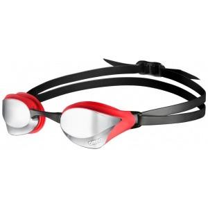 Arena Cobra Core Mirror silver/red/black