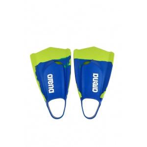 Arena powerfin Pro Multi navy fluor green