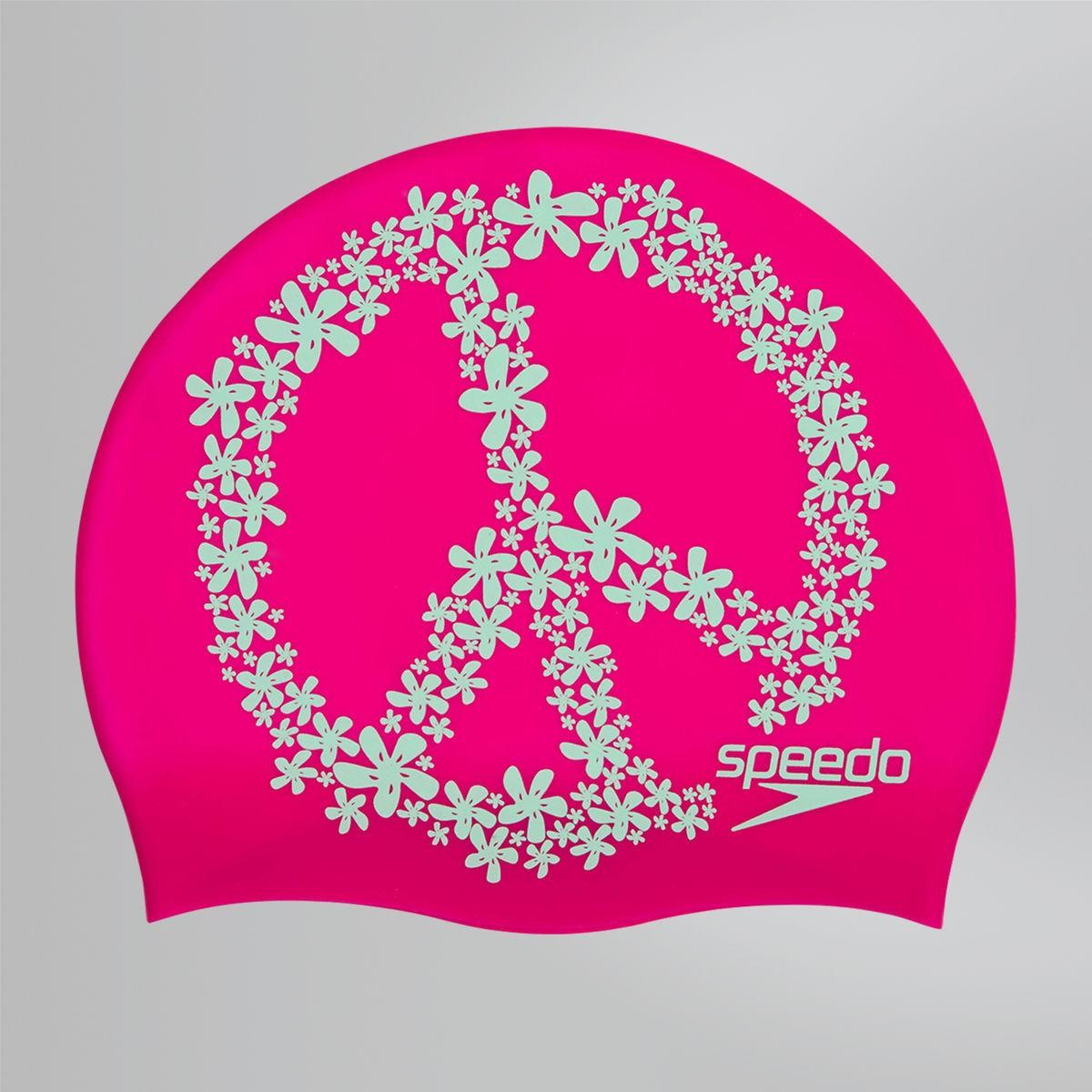 Speedo badmuts Slogan Pink
