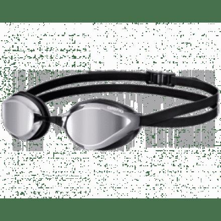 Arena zwembril Python Mirror silver/black