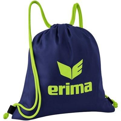 Erima rugtas Gym Sack Pro navy/lime