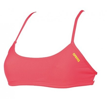 Arena bandeau Play fluo-red
