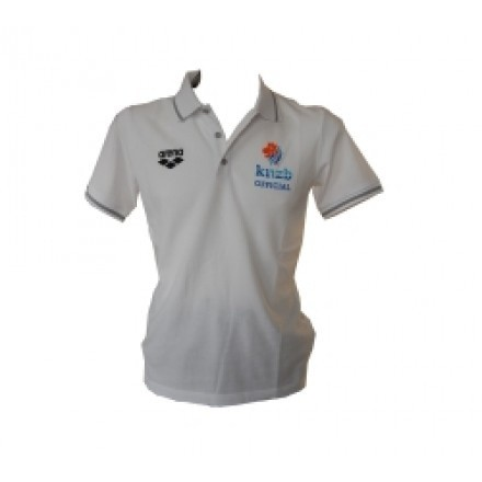 Arena official heren polo wit