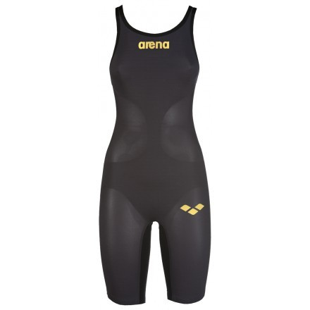 Arena powerskin Carbon Air2 CB black gold