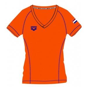 Arena dames t-shirt Nederland
