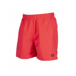 Arena zwemshort Boxer red-black