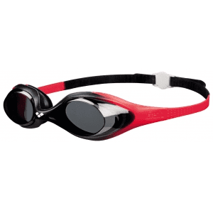 Arena junior zwembril Spider red/smoke/black