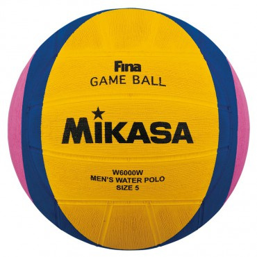 Mikasa Waterpolobal W6000W No.5 Heren