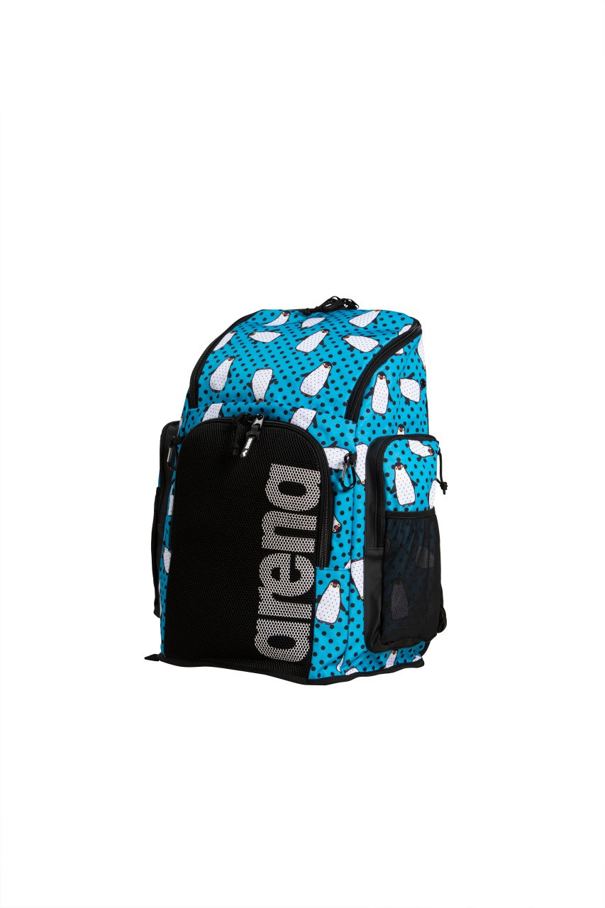 Arena rugtas Team Backpack Crazy Penguin