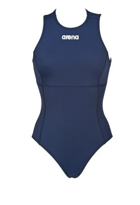 Arena Waterpolobadpak Solid Navy