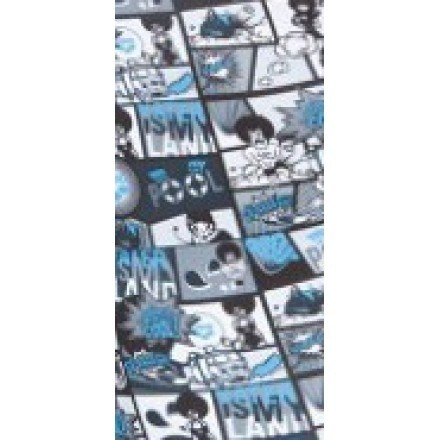 Arena waterpolobroek Comic Blauw
